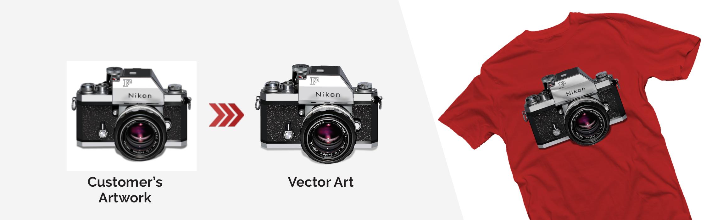 Vectors Art Service